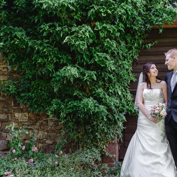 Eine Hochzeit auf Schloß Schönborn