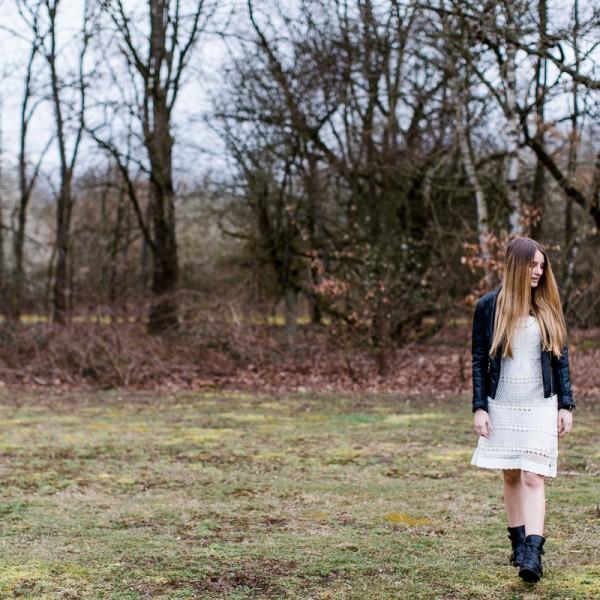 Portraitfotos im Wald