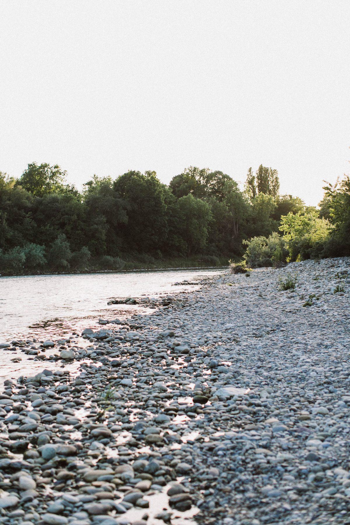 Paarshooting am Rhein