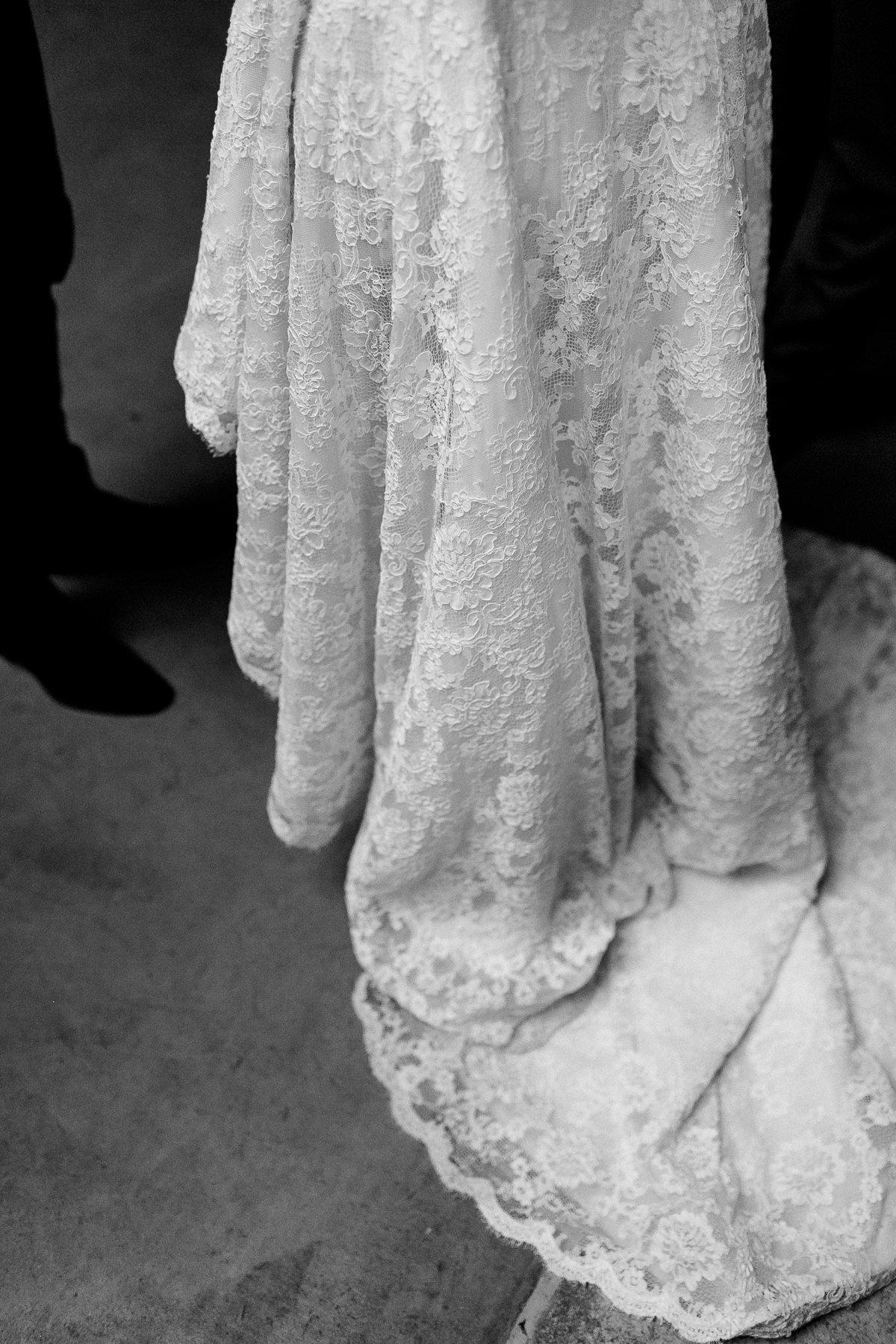 Hochzeitskleid in Basel
