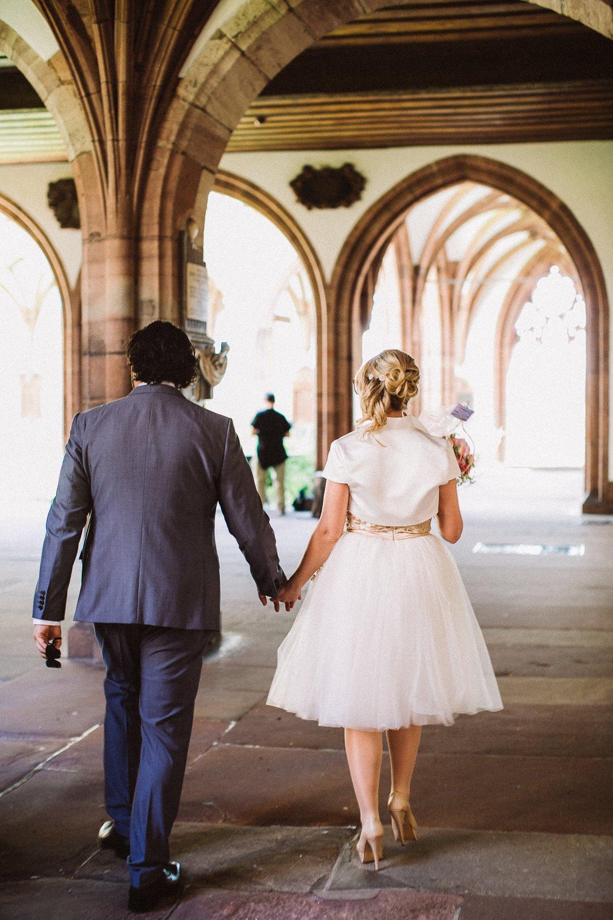 Urbane Hochzeit in Basel